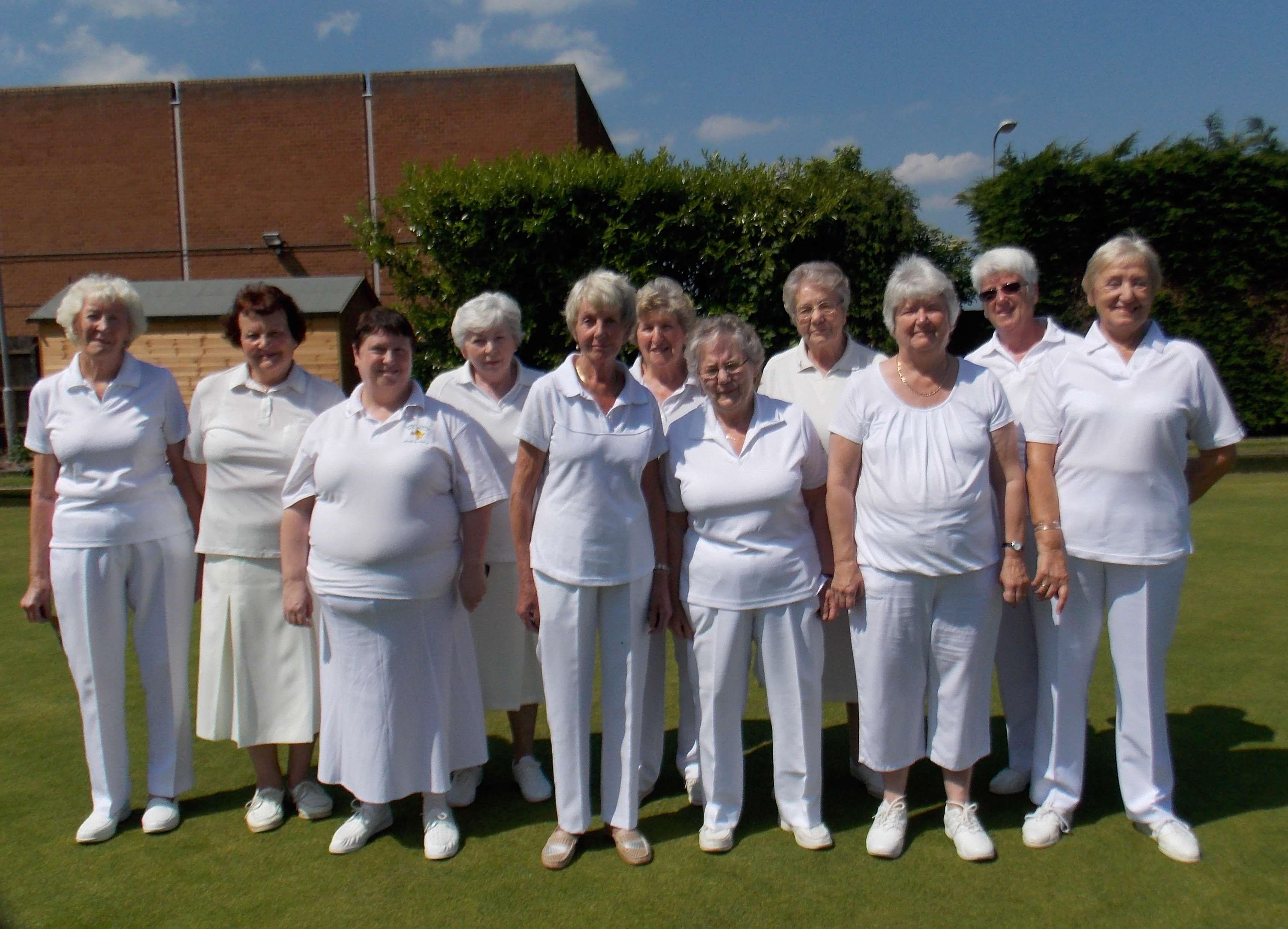 Ladies Team Members Dee Day 2014