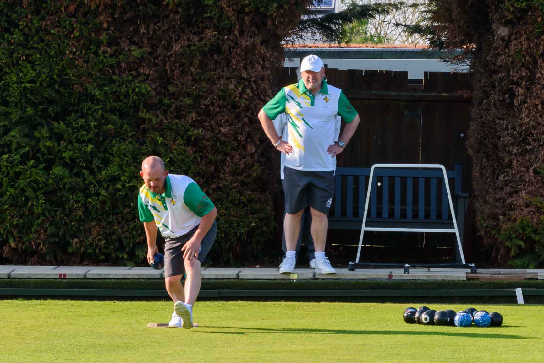 Bowls club, April 2019